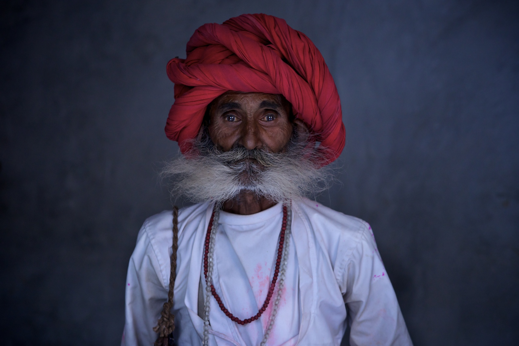 Portraits of India - Holi festival - with Steve Mccurry